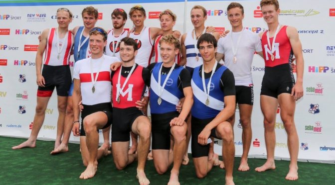 Deutsche Meisterschaften U23 in Hamburg