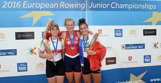 Silbermedaille für Alicia Bohn