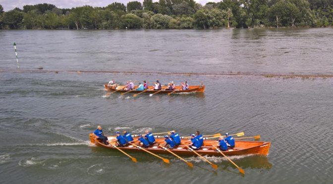Die 9. Speyerer Kirchbootregatta