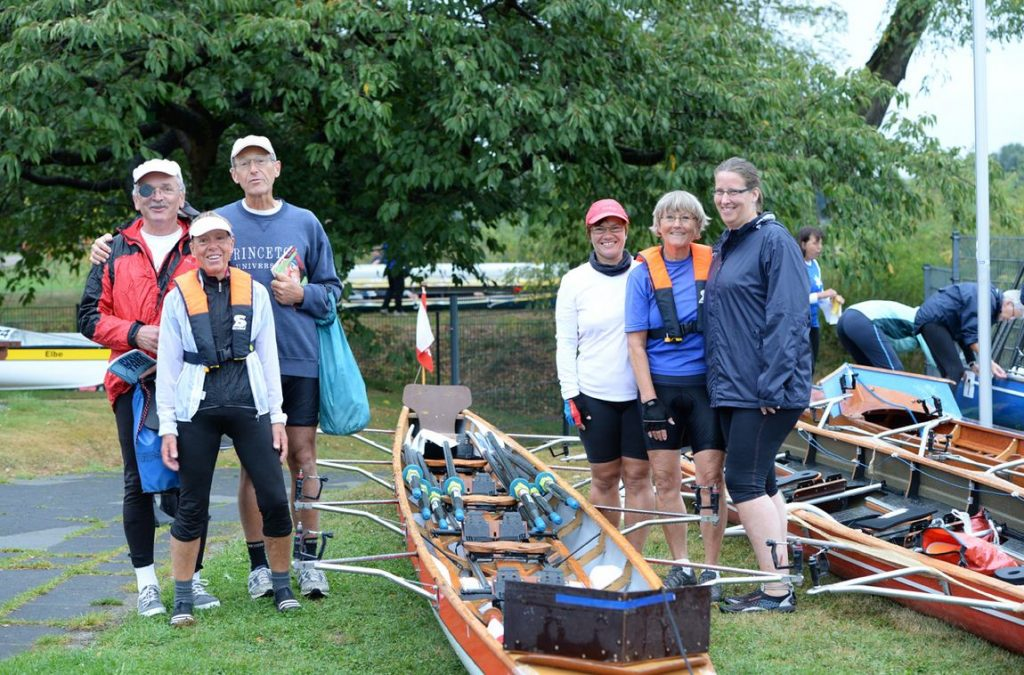 Vorher: Reinhold, Steffi, Detlef, Andrea, Ursel, Ellen
