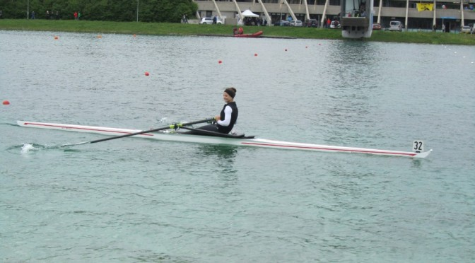 Junioren-Regatta in München