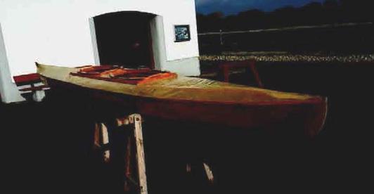 Einlagern von Privatbooten