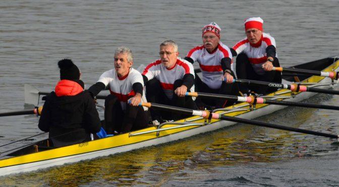 2 Siege beim Nikolausrudern in Mainz