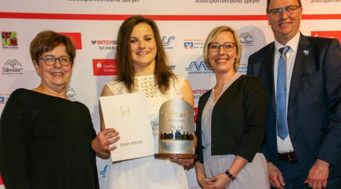 """Alicia Bohn zur """"Sportlerin des Jahres 2019"""" gewählt"""